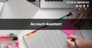 Account Assistant - Lisboa