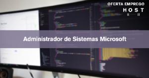 Administrador de Sistemas Microsoft