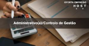 Administrativo(a)/Controlo de Gestão