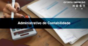 Administrativo de Contabilidade - Alcabideche