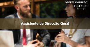 Assistente de Direcção Geral - Tavira