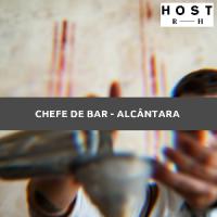 CHEFE DE BAR - ALCÂNTARA