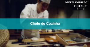 Chefe de Cozinha Asiática