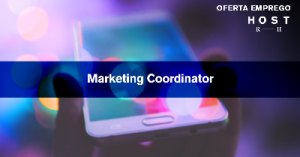 Coordenador de Marketing - Lisboa