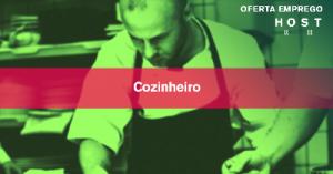 Cozinheiro(a) - Cascais