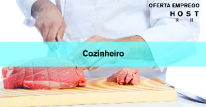 Cozinheiro - Intendente, Lisboa