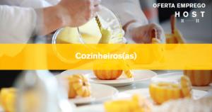 Cozinheiros/as - Lisboa
