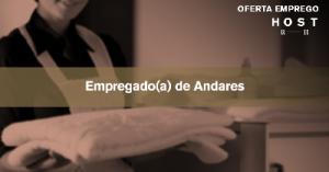 Empregado(a) de Andares - Porto