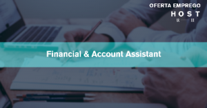 Financial & Account Assistant