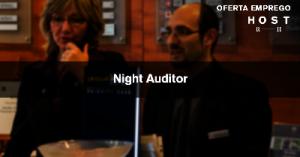 Night Auditor - Lisboa