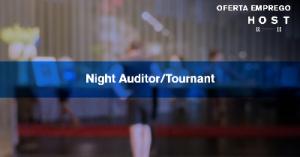 Night Auditor/Tournant - Lisboa