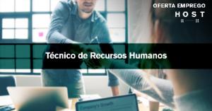 Técnico de Recursos Humanos - Alcabideche